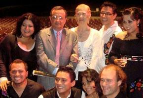 Voz en Punto con Antoine Plante y el Cónsul de México en Houston Fernando Magallón