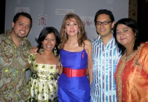 Voz en Punto con Guadalupe Pineda