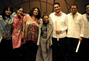 Voz en Punto con Ofelia Medina