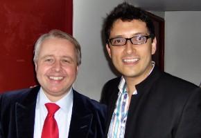 David Hurley y José