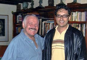 José con José Luis Cuevas