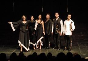Festival Internacional Vocal de Tampere, Finlandia. 2009.